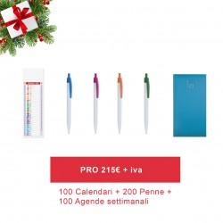 200 Penne 100 Calendari 100...