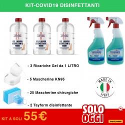 Kit Covid Offerta Escusiva