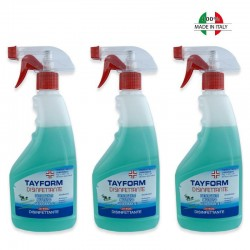 3 PZ  Tayform disinfettante...